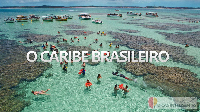 O Caribe brasileiro